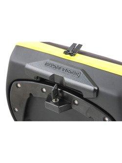 Sakwy boczne Hepco&Becker C-Bow Royster 22 litry - Zestaw czarny