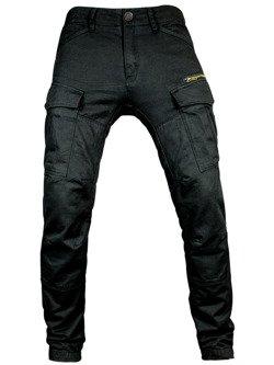 Tekstylne spodnie motocyklowe JOHN DOE Stroker