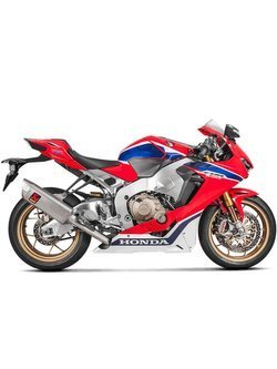 Tłumik RACING LINE (TITANIUM) Akrapović Honda CBR 1000 RR / ABS [17-19]