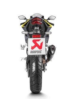 Tłumik SLIP-ON LINE (CARBON) Akrapović Honda CBR 250 RR [17]