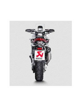Tłumik Slip-On Line (TITANIUM) Akrapović Honda X-ADV 750 [17-18]