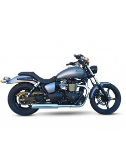 Tłumik motocyklowy IRONHEAD HC1-2C do Triumph AMERICA/ SPEEDMASTER [08-] - PRAWY