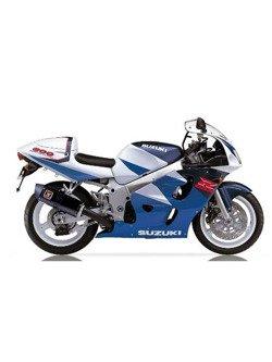Tłumik motocyklowy IXIL HEXOVAL XTREM BLACK EVOLUTION XOVE (BOLT ON) Suzuki GSX 600 R Srad [97-00]/ GSX 750 R Srad [96-99]