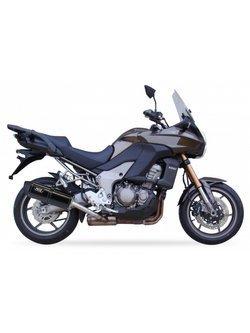 Tłumik motocyklowy IXIL HEXOVAL XTREM BLACK EVOLUTION XOVE (SLIP ON) Kawasaki Versys 1000 [12-18]