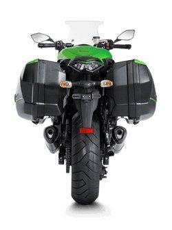 Tłumiki Slip-On Line (CARBON) Akrapović Kawasaki Z1000SX / Ninja 1000 [14-18]