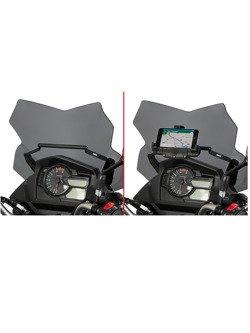 Wspornik GIVI do uchwytów pod S902A/ S920M/ S920L oraz smartfon/ GPS Suzuki DL 650 V-Strom [17-18]