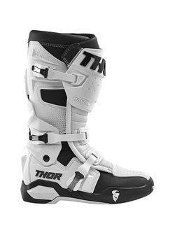 Zestaw pasków do butów Thor Radial białe