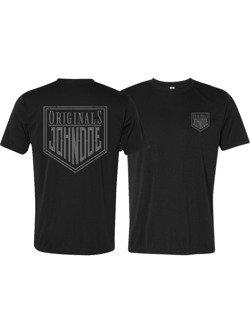 Koszulka motocyklowa John Doe Original czarna
