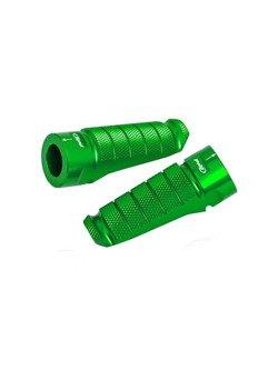 Podnóżki PUIG Racing (zielone)