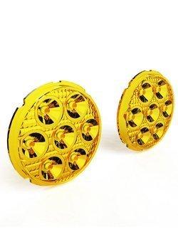 Soczewki żółte do lampy D7 LED Denali