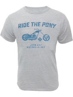 T-Shirt JOHN DOE Ride The Pony