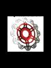 Tarcza Hamulcowa EBC VR622RED VEE ROTOR czerwona na przód. Średnica 320mm.